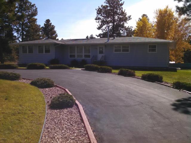 1180 Kokesh Rd -, Upton, WY 82730 (MLS #17-1524) :: Team Properties