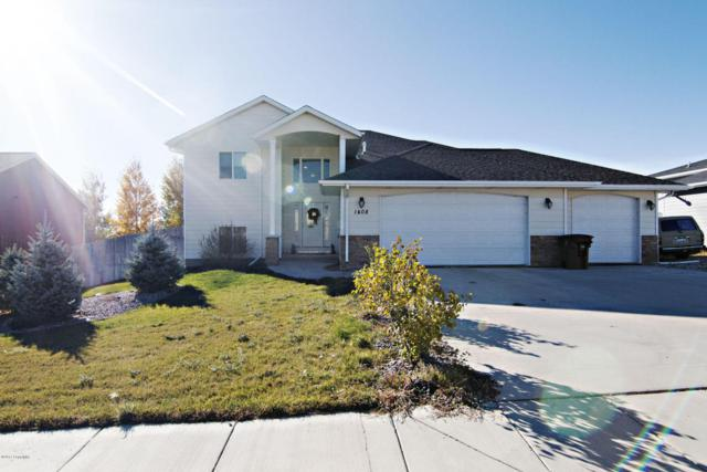 1408 Manchester St -, Gillette, WY 82716 (MLS #17-1544) :: Team Properties