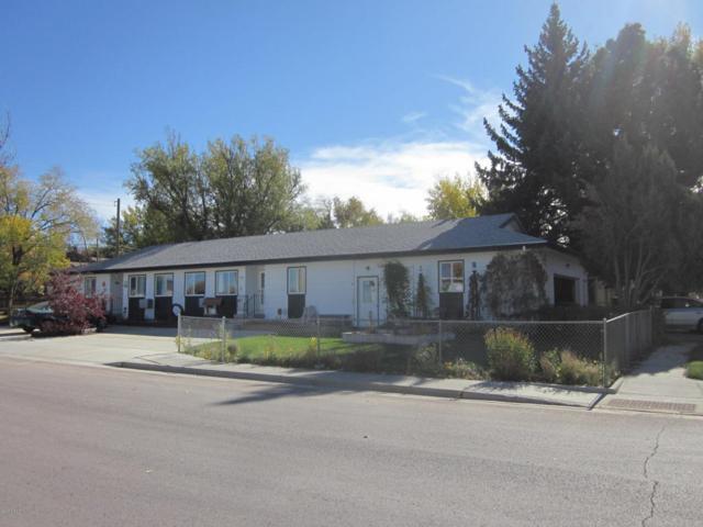 711 4th St W, Gillette, WY 82716 (MLS #17-1546) :: Team Properties