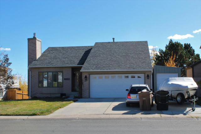 1311 Overdale Dr -, Gillette, WY 82718 (MLS #17-1548) :: 411 Properties