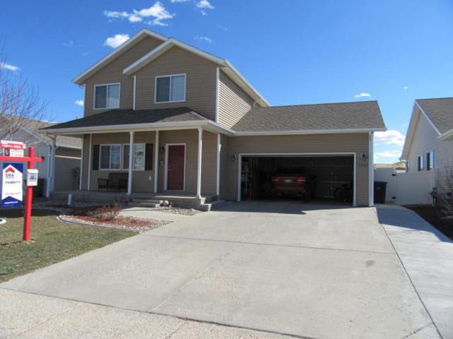 1207 Arapahoe Ave -, Gillette, WY 82718 (MLS #17-1601) :: Team Properties