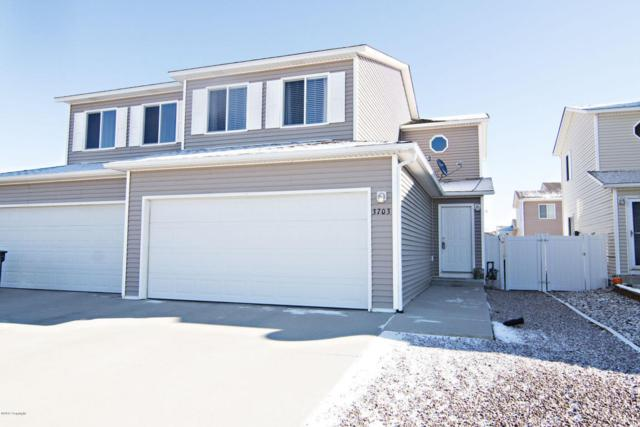 3703 Ariel Ave -, Gillette, WY 82718 (MLS #17-1611) :: Team Properties