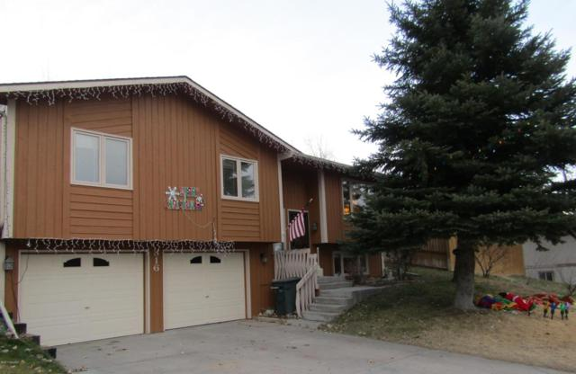 816 Granite St -, Gillette, WY 82718 (MLS #17-1647) :: 411 Properties