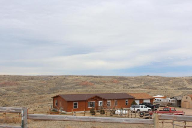 110 Ridge Way Rd -, Gillette, WY 82716 (MLS #17-1691) :: Team Properties