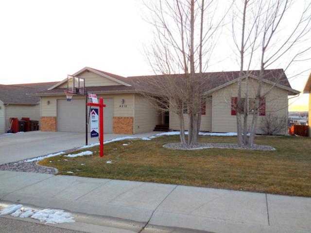 4210 Longhorn Ave -, Gillette, WY 82718 (MLS #17-1728) :: Team Properties