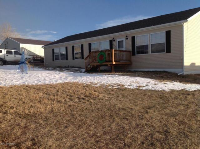 405 Fremont Dr -, Wright, WY 82732 (MLS #17-1730) :: Team Properties