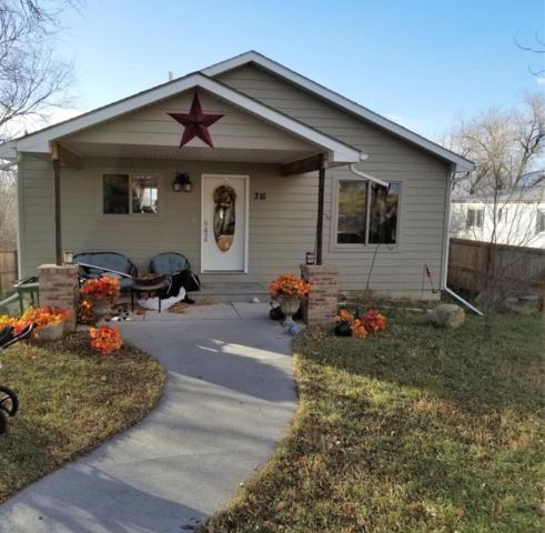 316 Belle Fourche Ave N, Moorcroft, WY 82721 (MLS #17-1784) :: Team Properties