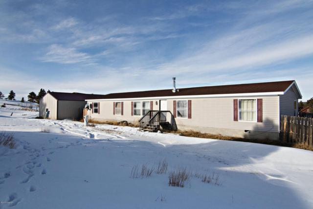 76 Pendleton Dr -, Pine Haven, WY 82721 (MLS #17-1821) :: 411 Properties