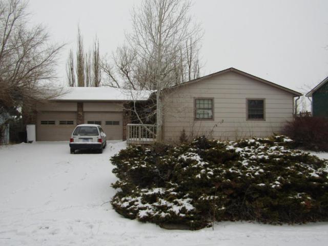 5307 Hessian St -, Gillette, WY 82718 (MLS #17-1833) :: Team Properties