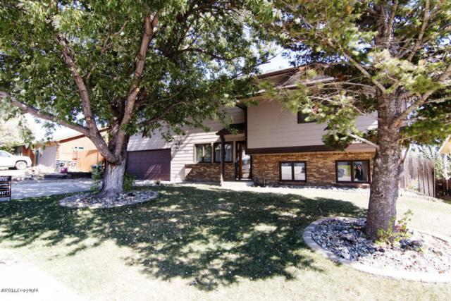 3313 Fitzpatrick Dr -, Gillette, WY 82718 (MLS #17-566) :: Team Properties