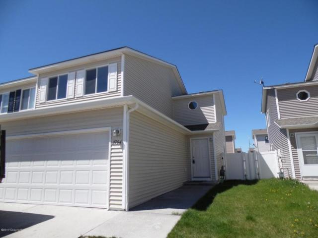 3704 Triton Ave -, Gillette, WY 82718 (MLS #17-625) :: Team Properties