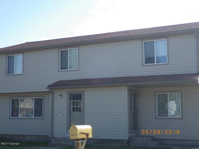 804 Greenway Drive A&B -, Gillette, WY 82716 (MLS #17-650) :: Team Properties