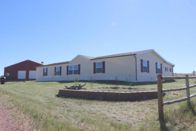 100 Duffy Rd -, Wright, WY 82732 (MLS #17-677) :: Team Properties