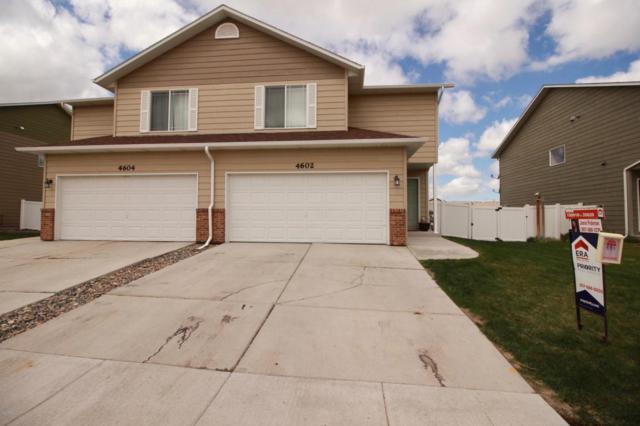 4602 J Cross Ave -, Gillette, WY 82718 (MLS #17-679) :: Team Properties