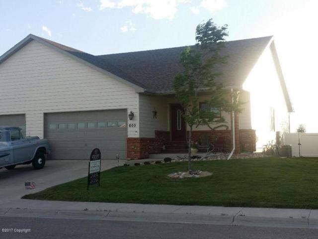 605 Lakeland Hills Dr -, Gillette, WY 82716 (MLS #17-783) :: Team Properties