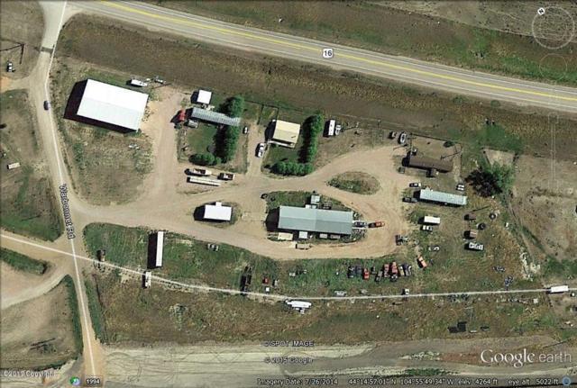 2 Warbonnet Rd, Moorcroft, WY 82721 (MLS #17-836) :: Team Properties