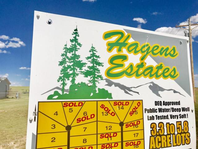 0 Hagens Estates, Wright, WY 82732 (MLS #17-857) :: Team Properties