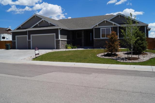 4505 Tate Ave -, Gillette, WY 82718 (MLS #17-865) :: Team Properties