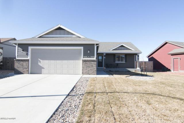 1001 Sako Dr -, Gillette, WY 82718 (MLS #17-895) :: Team Properties