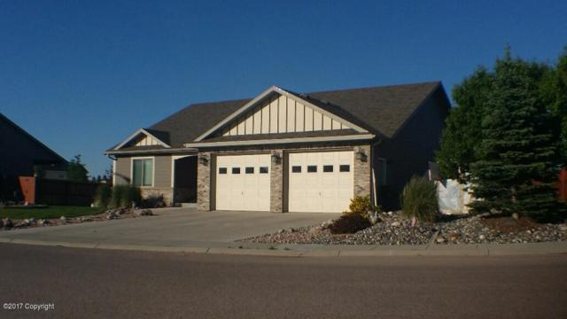 622 Arcadia Ave -, Gillette, WY 82716 (MLS #17-914) :: Team Properties