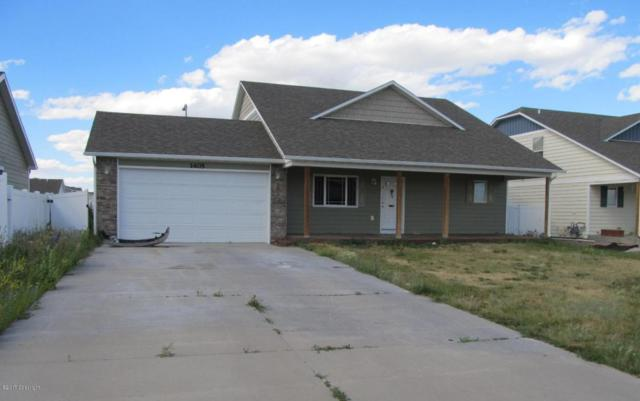 1405 Big Sky St -, Gillette, WY 82718 (MLS #17-922) :: Team Properties