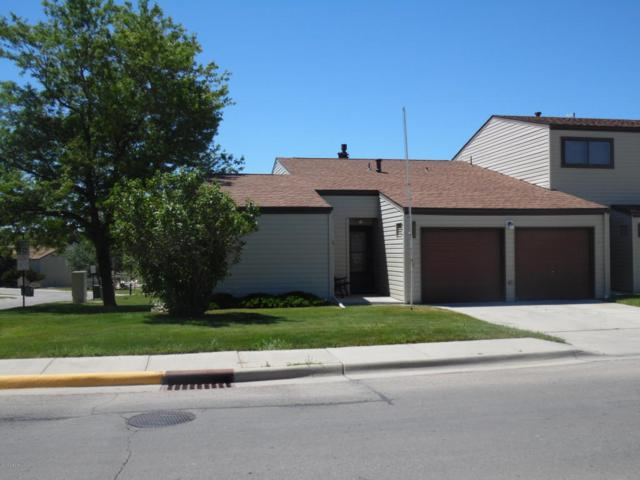 1038 9th St E, Gillette, WY 82716 (MLS #17-924) :: Team Properties