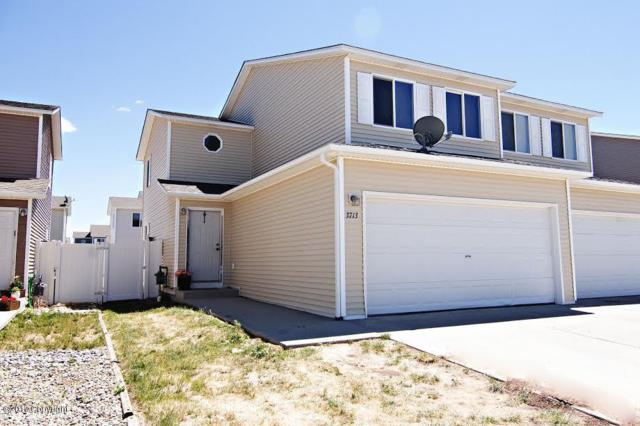 3713 Miranda Ave -, Gillette, WY 82718 (MLS #17-927) :: Team Properties
