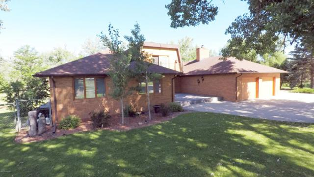 3900 West Donkey Creek Drive -, Gillette, WY 82718 (MLS #18-1006) :: Team Properties