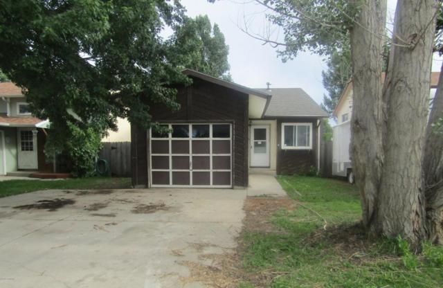 106 E Laurel St -, Gillette, WY 82718 (MLS #18-1014) :: 411 Properties