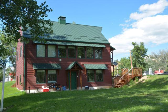 136 Water St, Hulett, WY 82720 (MLS #18-1024) :: 411 Properties