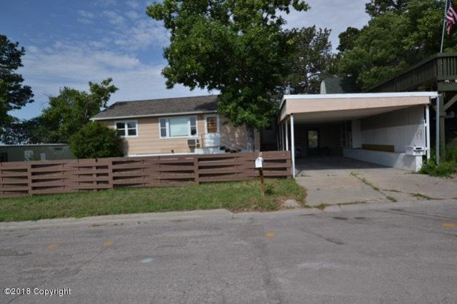 218 218 7th Ave -, Newcastle, WY 82701 (MLS #18-1036) :: 411 Properties