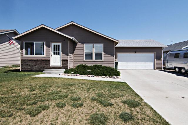 1616 Pathfinder Cir -, Gillette, WY 82716 (MLS #18-1049) :: Team Properties