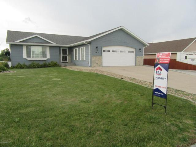 346 Willow Creek Dr -, Wright, WY 82732 (MLS #18-1082) :: Team Properties