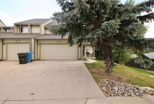 616 Overdale Dr -, Gillette, WY 82718 (MLS #18-1086) :: Team Properties