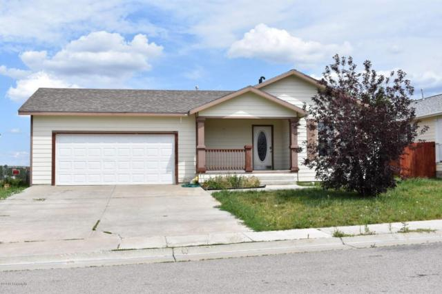 1655 Pathfinder Circle -, Gillette, WY 82718 (MLS #18-1091) :: Team Properties