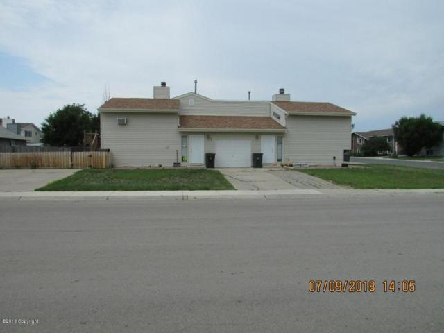 701 Vivian St, Gillette, WY 82718 (MLS #18-1107) :: Team Properties