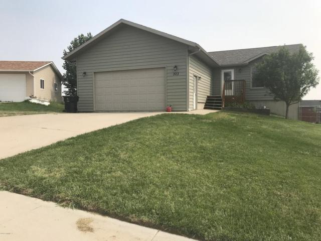 303 Willow Creek Dr -, Wright, WY 82732 (MLS #18-1189) :: Team Properties
