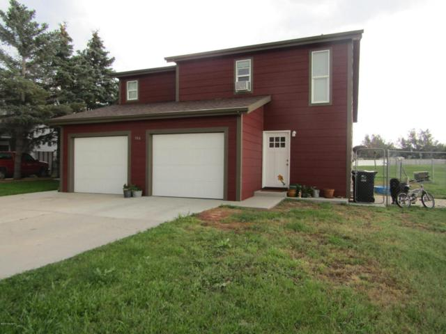 316 Charcoal Ct, Wright, WY 82732 (MLS #18-1195) :: Team Properties