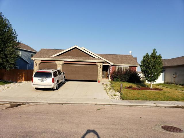 713 Sako Dr -, Gillette, WY 82718 (MLS #18-1235) :: Team Properties