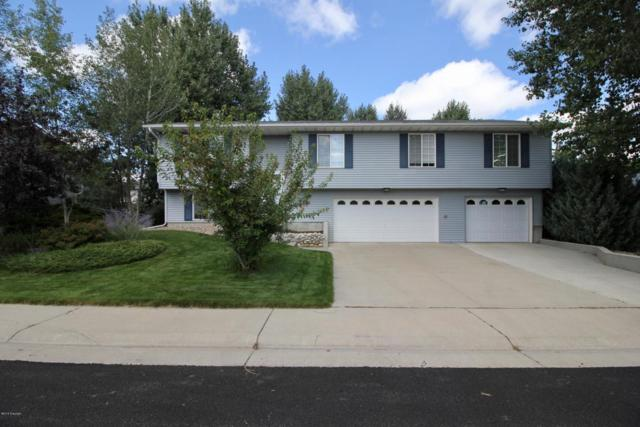 304 W Timothy St -, Gillette, WY 82718 (MLS #18-1375) :: Team Properties