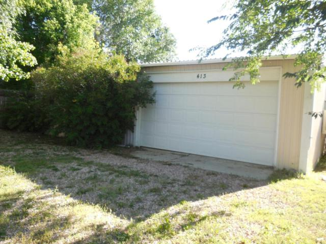 413 N Powder River Ave -, Moorcroft, WY 82721 (MLS #18-1386) :: Team Properties