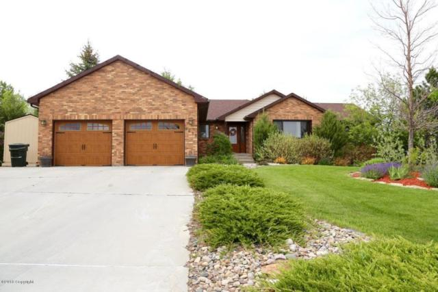 2415 Bluffs Ridge Dr -, Gillette, WY 82718 (MLS #18-139) :: Team Properties