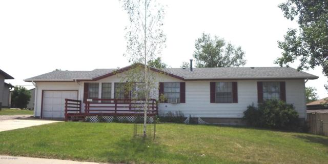 402 Sheridan Ct -, Wright, WY 82732 (MLS #18-1463) :: Team Properties