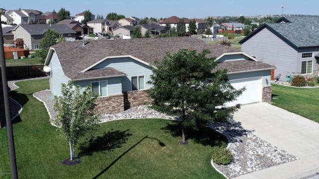 4308 Heart X Ave -, Gillette, WY 82718 (MLS #18-1478) :: Team Properties