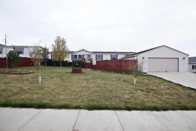 1305 Plumcreek Ave -, Gillette, WY 82716 (MLS #18-1520) :: Team Properties
