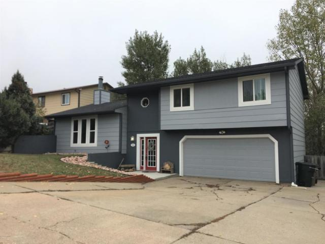 810 Ventura Ave -, Gillette, WY 82716 (MLS #18-1534) :: Team Properties