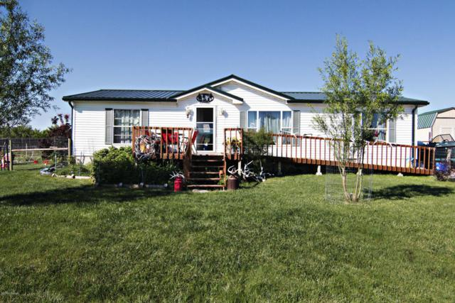 39 Cedar Hills Dr -, Pine Haven, WY 82721 (MLS #18-1554) :: 411 Properties