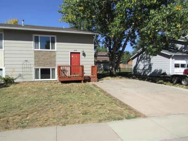 308 W Redwood St W, Gillette, WY 82718 (MLS #18-1570) :: Team Properties