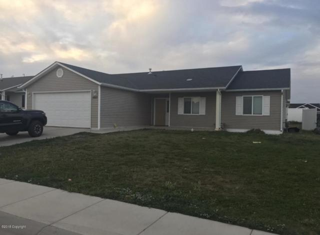 1207 Brown Duck Dr -, Gillette, WY 82718 (MLS #18-1572) :: Team Properties