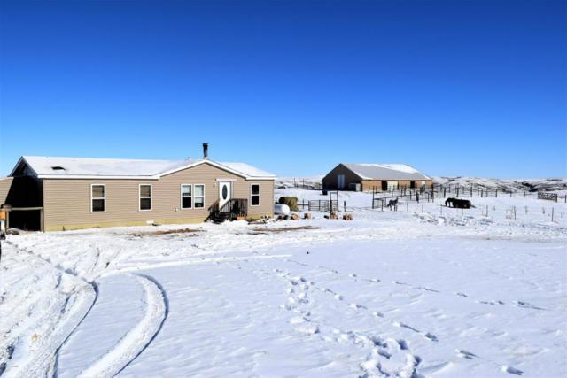 160 Ridge Way Rd -, Gillette, WY 82716 (MLS #18-159) :: 411 Properties